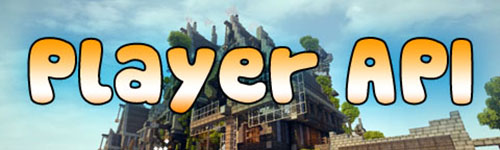 Player API ��� Minecraft 1.7.10/1.7.2/1.6.4/1.6.2