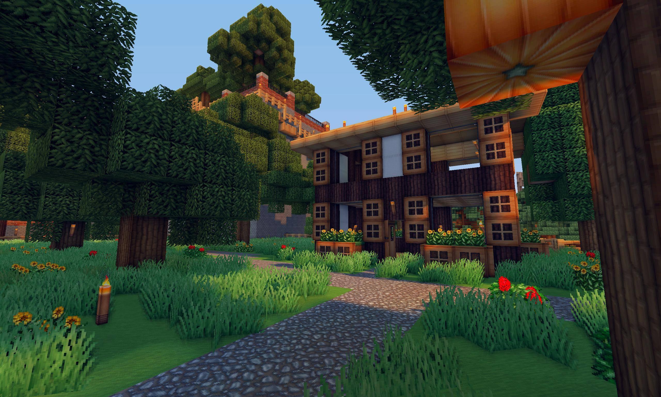 Minecraft 1.2.4 Торрент