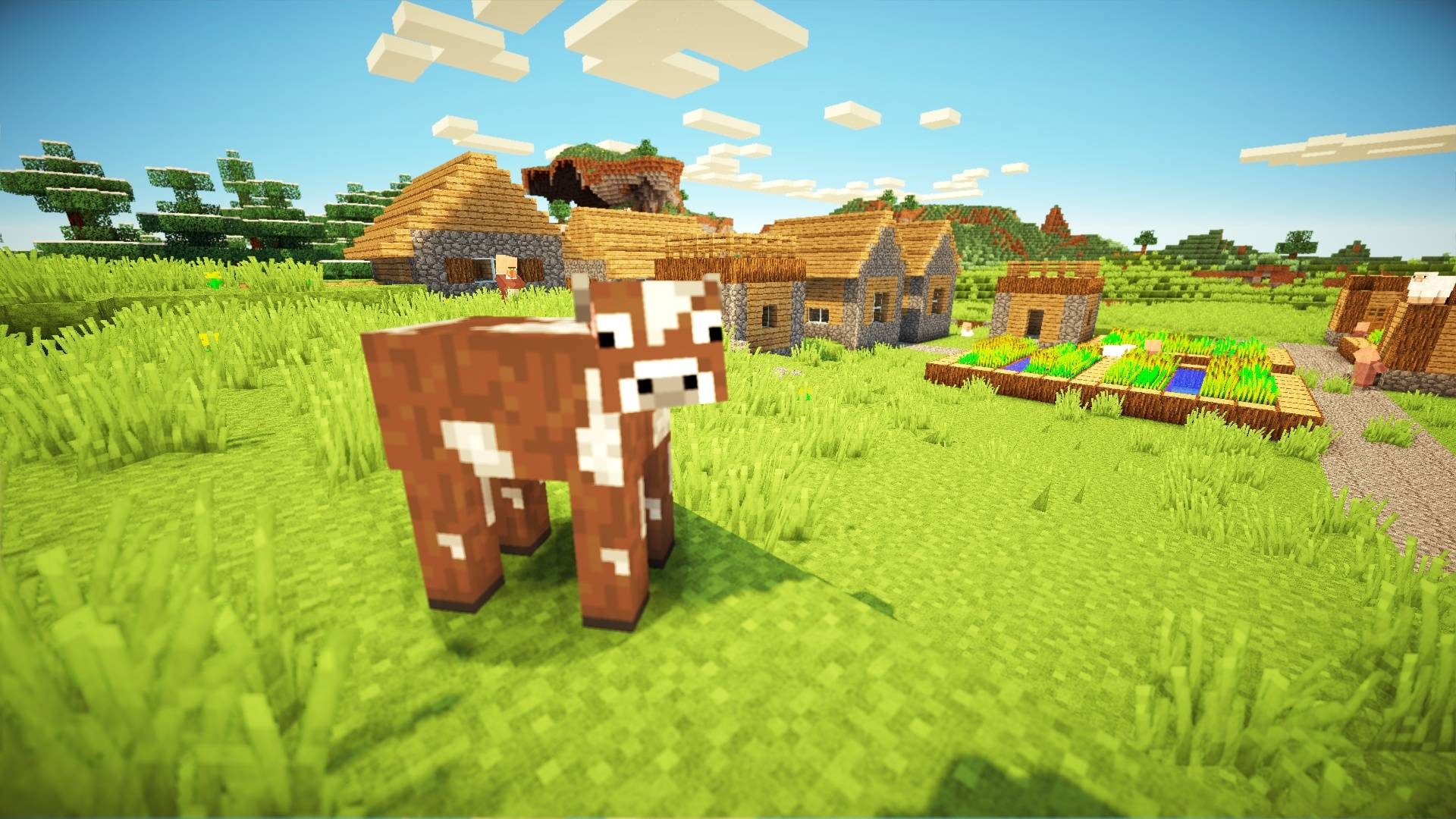 Minecraft extreme graphics: seus v11 shader pack best.