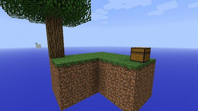 скачать карту skyblock для minecraft