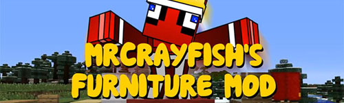 MrCrayfish's Furniture (Рождество) мод для Minecraft 1.7.2/1.6.4/1.6.2/1.5.2