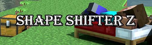 скачать мод shape shifter для майнкрафт 1.7.10 #10