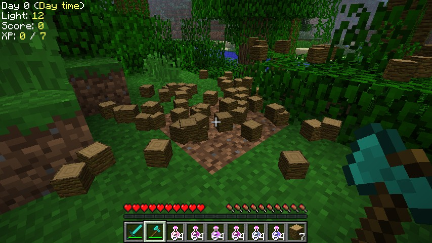 Мод tree capitator для minecraft 1. 7. 10/1. 7. 2/1. 6. 4/1. 5. 2.