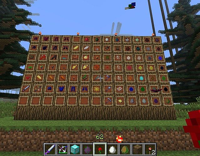 Мод ore spawn для minecraft 1 6 4 1 6 2 1 5 2