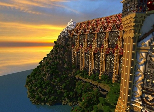 Call of The Giants ����� ��� Minecraft 1.5.2
