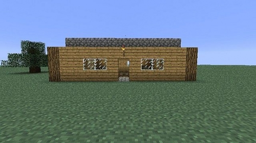 ��� Instant House ��� Minecraft 1.6.4/1.6.2/1.5.2]