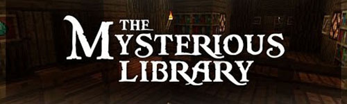 Карта The Mysterious Library 1.7.4/1.7.2