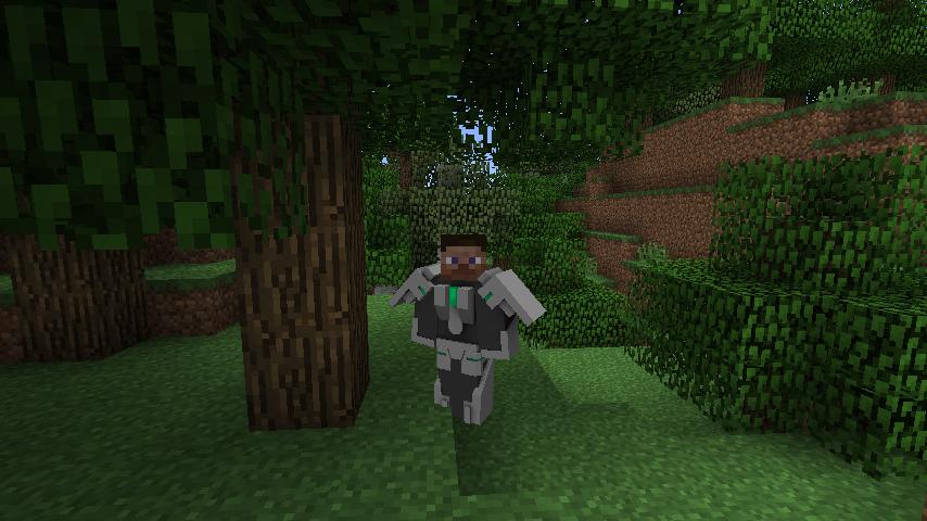 Мод Modular Powersuits для Minecraft 1 6 4 1 6 2 1 5 2