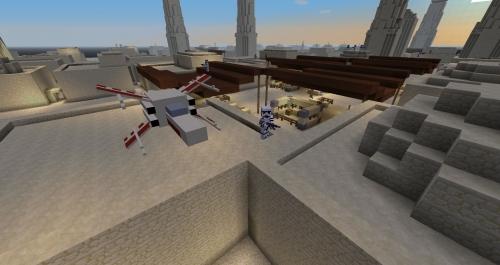 Мод starwars для minecraft 1 6 4 1 5 2