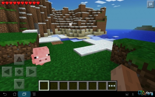 Minecraft Pocket Edition 0.8.1