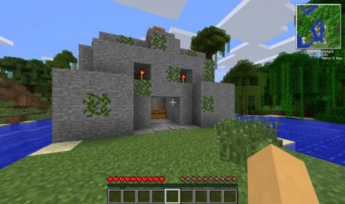 Мод ruins для minecraft 1 7 10 1 7 2 1 6 4 1 5 2