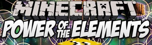 Мод Power of the Elements для Minecraft 1.6.4/1.6.2