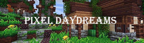 Ресурс-пак Pixel Daydreams для Minecraft 1.7.4