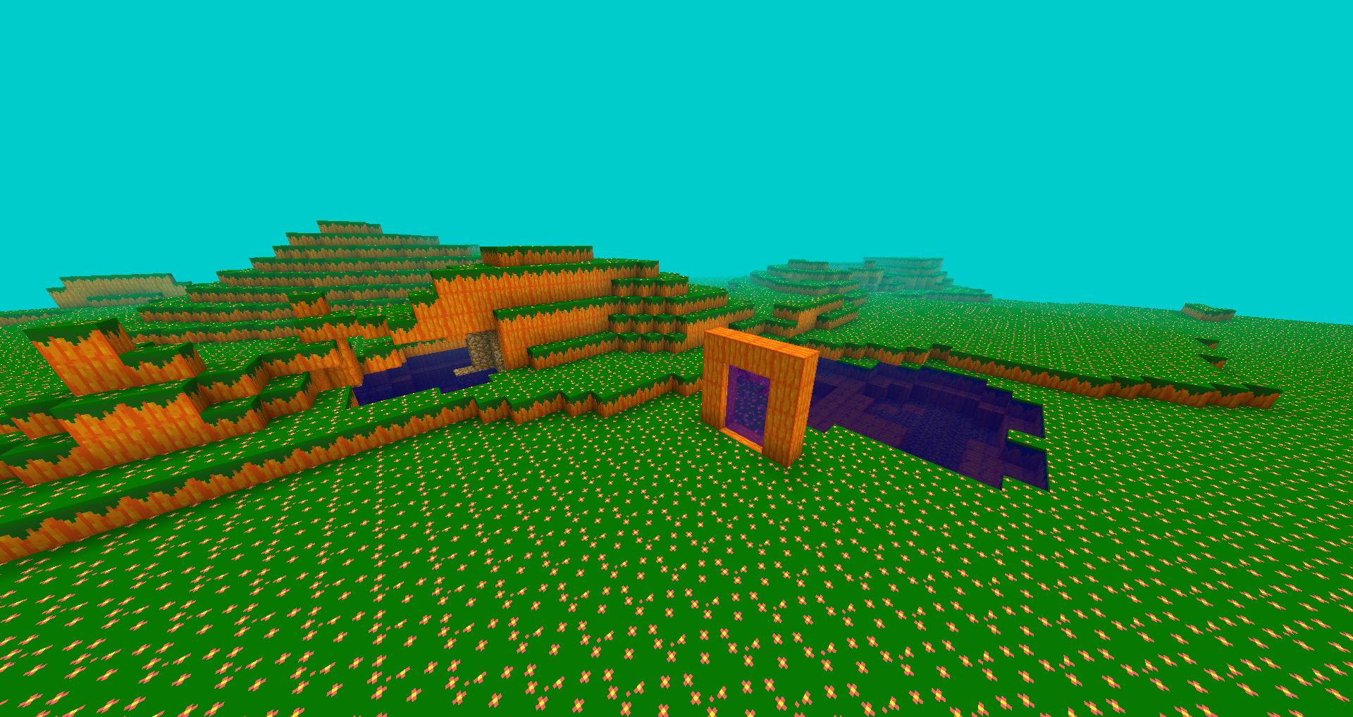 Мод для Инвентаря в Minecraft
