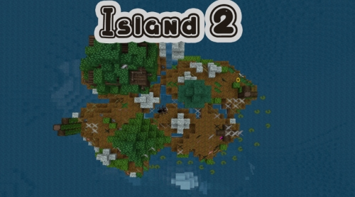 Карта Wrecked Survival для Minecraft 1.7.4/1.7.2