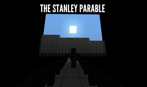 Карта The Stanley Parable для Minecraft