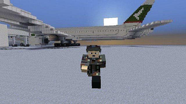 Мод flan's monolith pack для minecraft 1. 7. 10/1. 6. 4 » скачать моды.