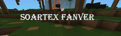 HD Текстур-пак Soartex Fanver для Minecraft 0.8.1