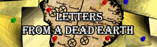 Карта Letters From A Dead Earth для Minecraft 1.7.5/1.7.2/1.6.4/1.5.2