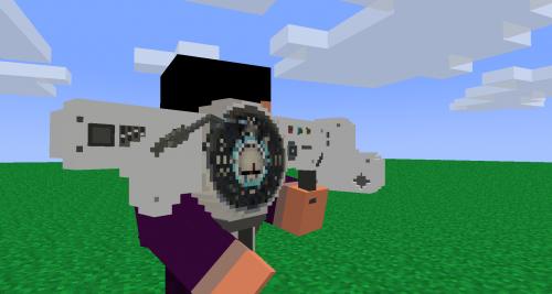 Мод dubstep gun для minecraft 1 7 2 1 6 4