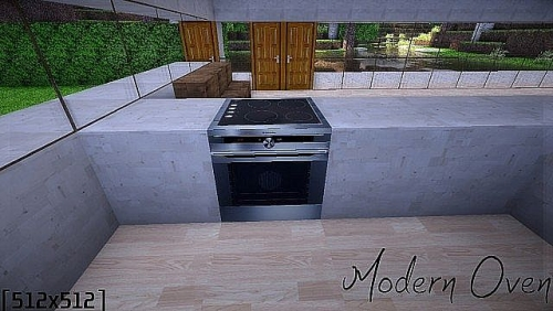 Ресурс-пак Photo Realistic Modern HD для Minecraft 1.7.7/1.7.2/1.6.4