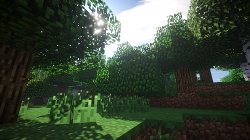 Шейдеры Sonic Ether's Unbelievable Shaders для Minecraft 1.7.10/1.7.5/1.7.2/1.6.4/1.5.2