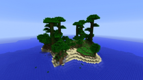 Мод Better World Generation 4 для Minecraft 1.7.10/1.7.2/1.6.4/1.5.2