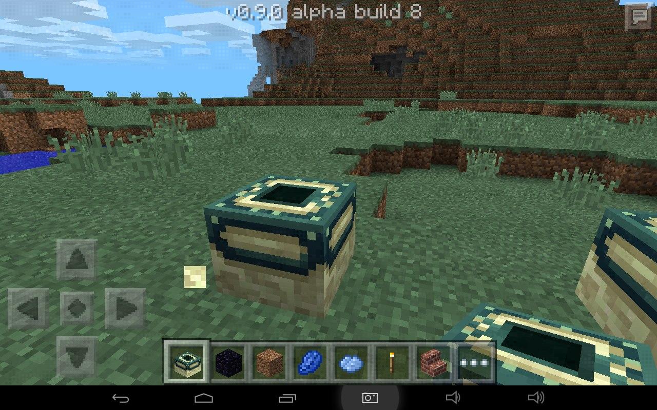 Minecraft pe 0. 8. 0 alpha build 6 apk download -.