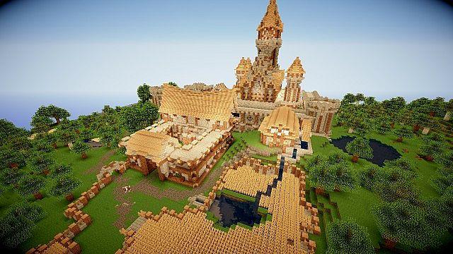 Скачать шейдеры для Minecraft