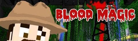 Мод Blood Magic для Minecraft 1.7.10/1.7.2/1.6.4