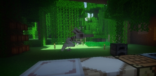 Мод Fossil/Archeology Revival для Minecraft 1.7.10/1.7.2/1.6.4/1.5.2