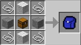 Как сделать в Minecraft рюкзак без использования модов