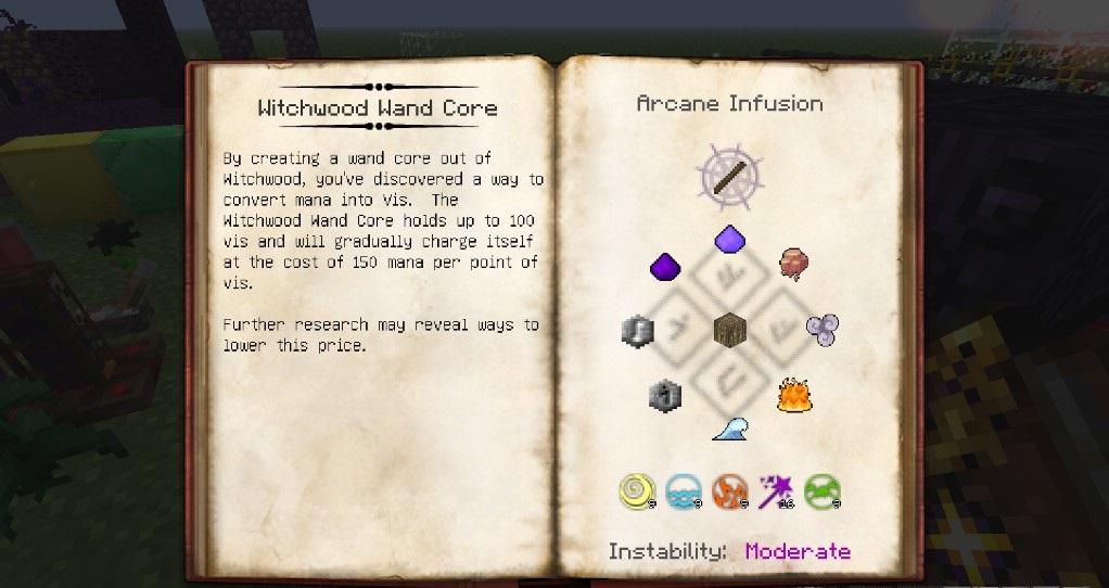 скачать мод forbidden magic для minecraft 1 7 10