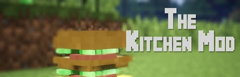 Мод The Kitchen (Кухня) для Minecraft 1.7.10/1.7.2