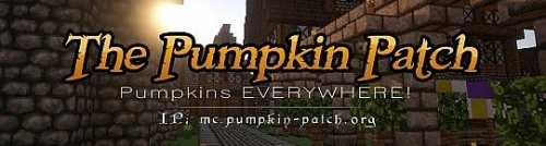 Ресурс-пак Pumpkin Patch для Minecraft 1.8/1.7.10/1.7.2