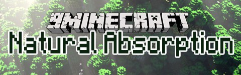 Мод Natural Absorption для Minecraft 1.7.10/1.6.4